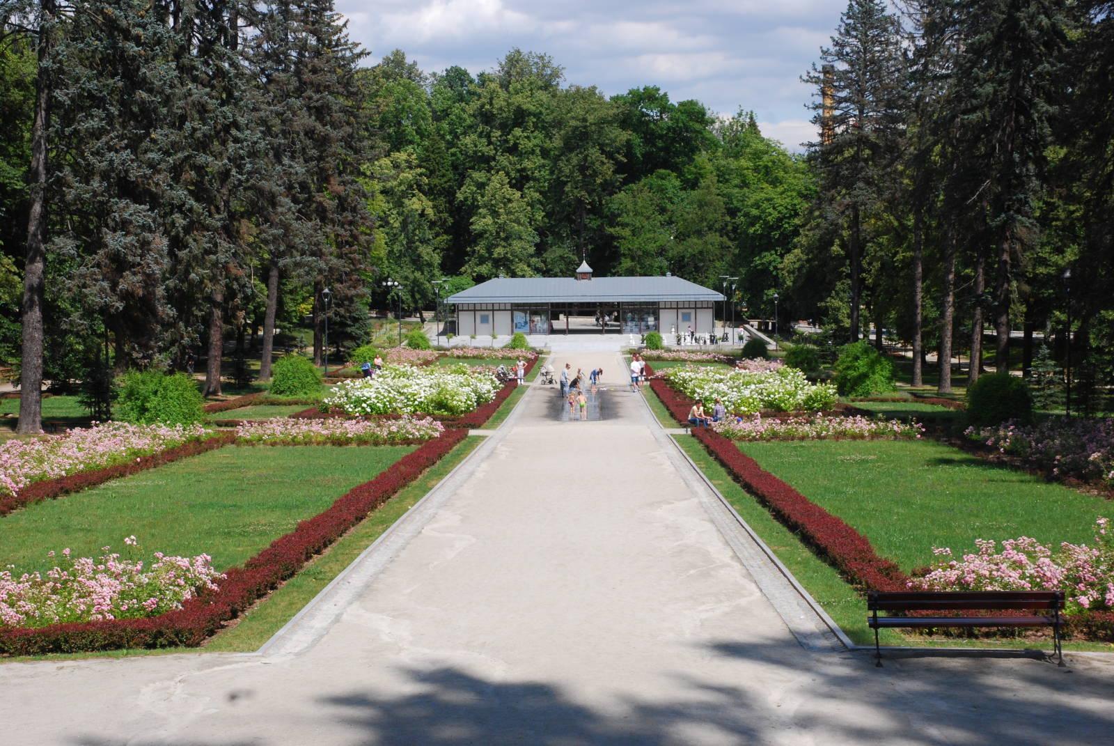 Park Szachowy